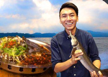 Ăn sập Đài Loan #11: Truy tìm cá tiền sử ở biển hồ Nhật Nguyệt | Du Lịch Đài Loan