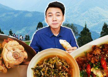 Ăn sập Đài Loan #12: Đồi cừu Châu Âu với nhiều món lạ | Du Lịch Đài Loan