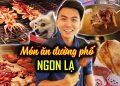 Ăn Sập Đài Loan #6: CẤP ĐỘ 9999 ẩm thực chợ đêm Raohe | Du Lịch Đài Loan