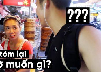 Đừng Đi Đài Loan #1: Đụng Độ Chị Người Việt Tại New Taipei