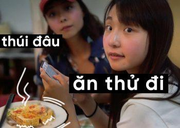 """Đừng Đi Đài Loan #2: Bị """"Dụ"""" Ăn Đậu Hũ Thúi Ở Đài Loan Sợ Xanh Mặt"""